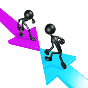 Opposing Traits: Encourager/Tracker