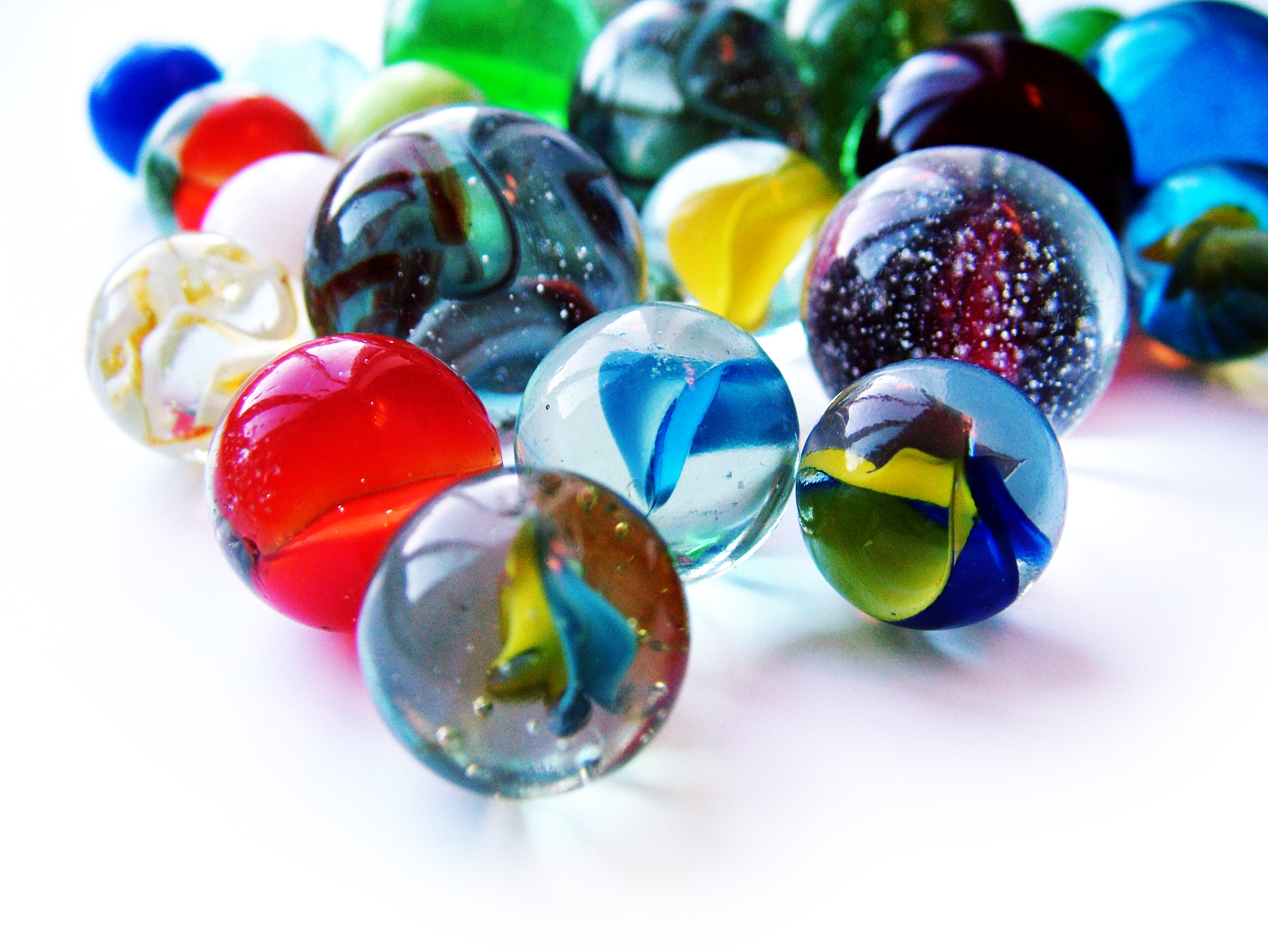 Jar Of Marbles Story : Exploring person job fit with worktraits